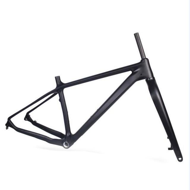 "26er carbon bike frame/FAT bicycle FRAME with full carbon fork,snow bike frame size 16"",18"",20"",customize color"