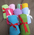 Cama cobertor do bebê Swaddle Envelopes para recém-nascidos cobertor cobertores de algodão do bebê respirável criança infantil colcha 75 * 100 cm
