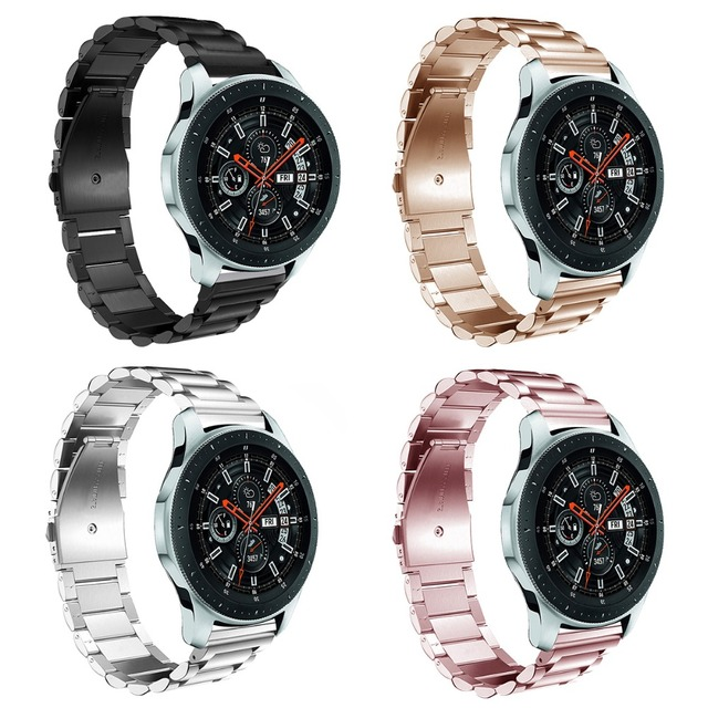 Replacement Strap Bracelet For Samsung Galaxy Watch Stainless Steel