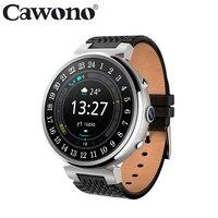 Cawono CA04 3g gps Wi Fi умные часы Android 5,1 MTK6580 2 ГБ + 16 ГБ Smartwatch монитор сердечного ритма спортивные наручные часы для Для мужчин женщина