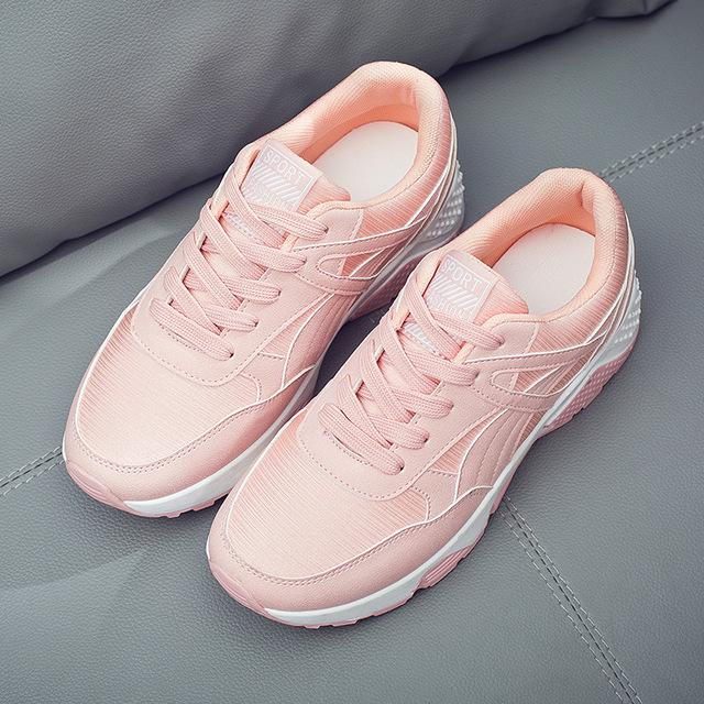 Designer Platform Sneakers Tenis Female Shoes