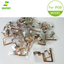 SYART  for ipod classic and video 5th 6th headphone audio jack Hold Switch Flex Ribbon Cable free