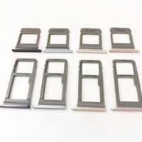 Dual & Einzelne Sim Tray für Samsung Galaxy A5 (2017) a520 A7 A720 SIM Karte Tray Halter Slot Ersatz Teil