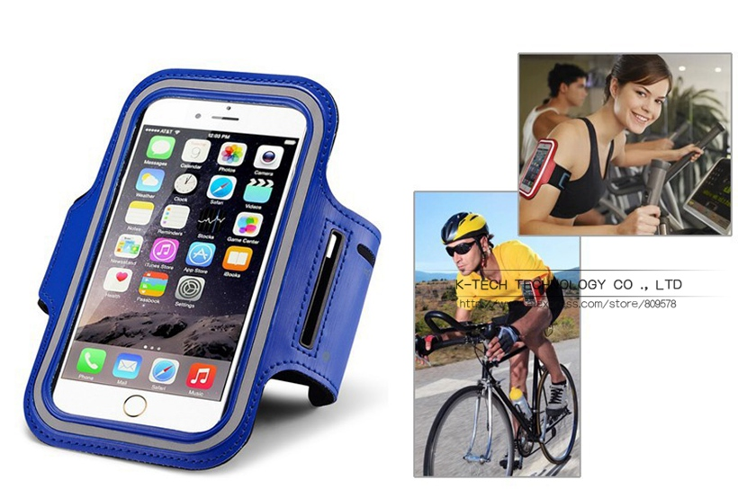 Haissky Sport Running Armband Case For Iphone Xs Xr 6s 7 8 Plus Samsung S8 S9 Plus Xiaomi Mi8 Pocophone F1 Touch Screen Arm Bag Neither Too Hard Nor Too Soft Cellphones & Telecommunications