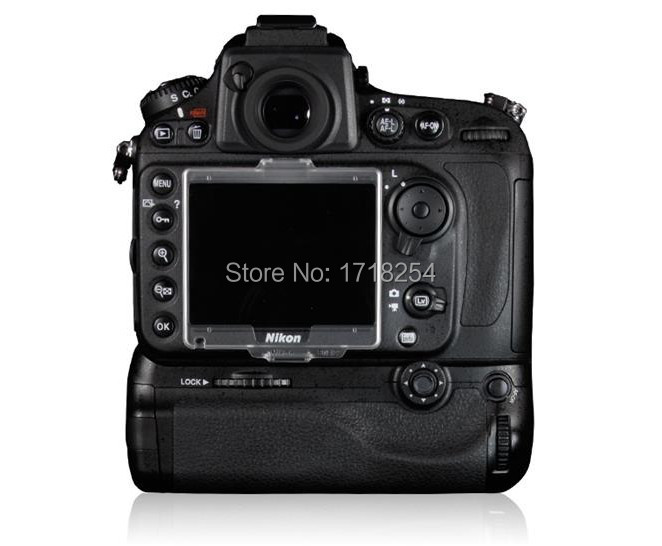 Pixel Vertax MB-D12 For For Nikon D800/D800E/D810 Battery Grip High Quality+2 Years Warranty mb d12 vertical battery grip for nikon d800 d800e black