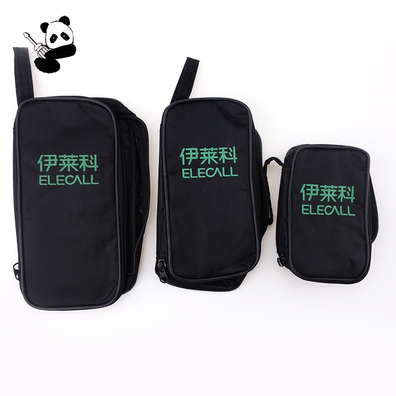 Free Shipping Mini Middle Large Bag For Small Accessories And Midget Tester Multimeters Storage цены