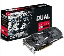 Asus DUAL-RX580-O8G 8GD5 256bit Snow Leopard VR Game Graphics