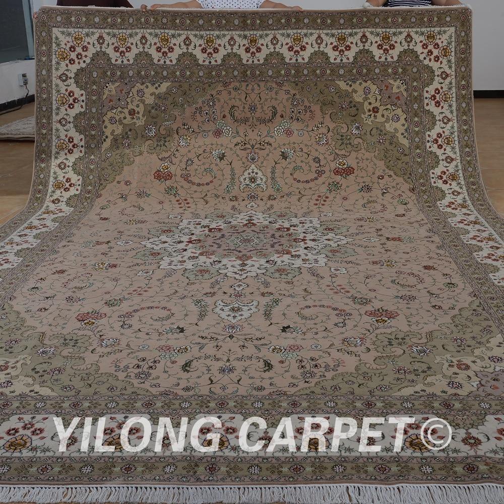 Yilong 10 X14 Wool Traditional Rugs