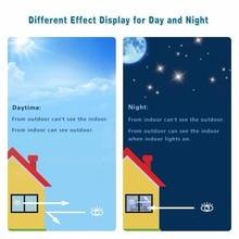 Solar mirror Window Film,DIY one way Privacy film,Heat control Anti UV Decorative Foil,Self Adhesive Sticker for Home Office