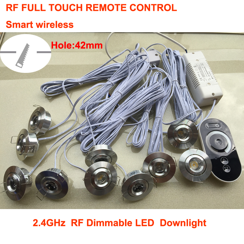 Free Shipping 10x3W Mini LED Downlights Stair Floor