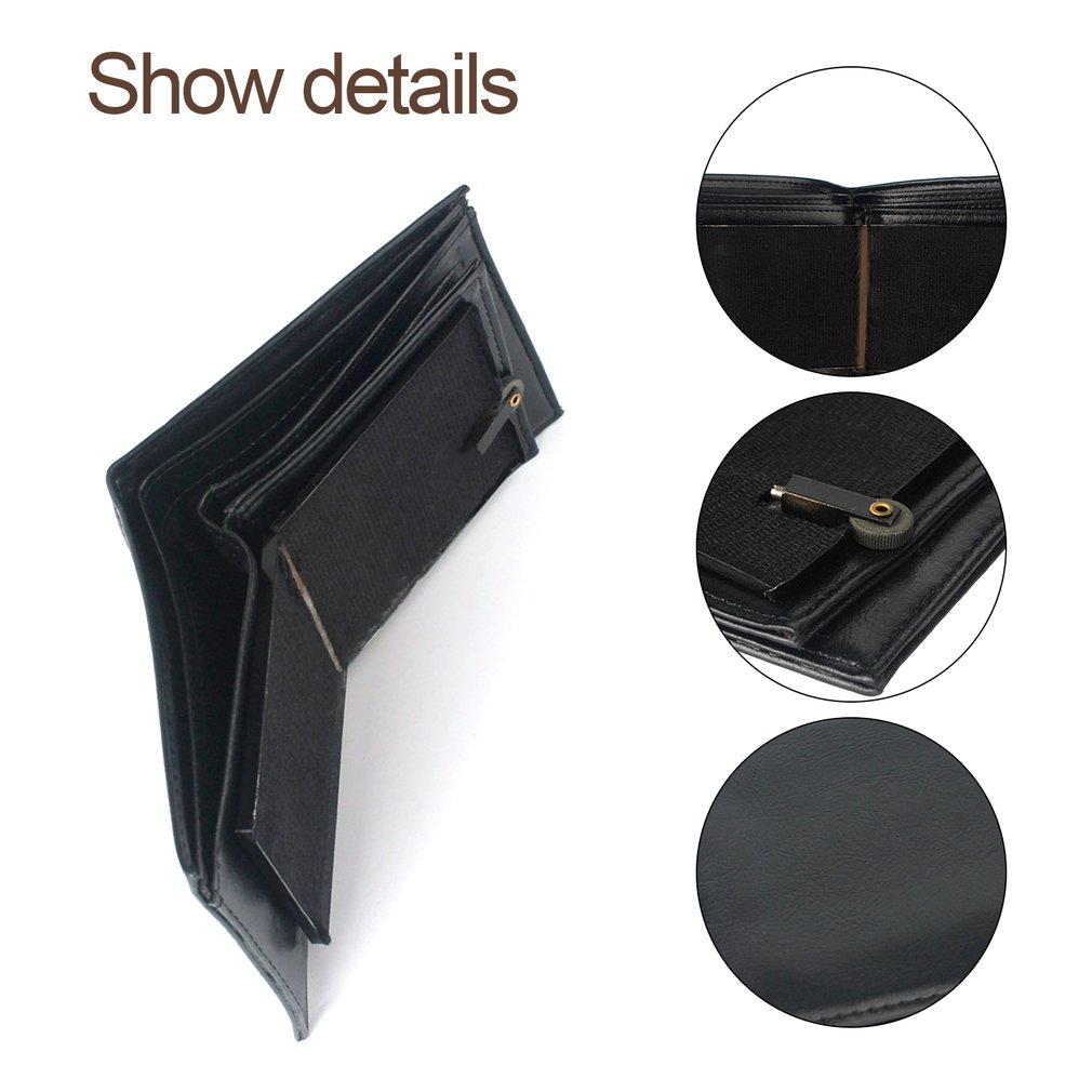 Novelty-Magic-Trick-Flame-Fire-Wallet-Big-flame-Magician-Trick-Wallet-Stage-Street-Show-Fashion-Rubber-Bifold-Wallet-Funny-3