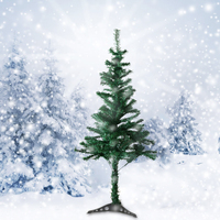 1 5M 300 Heads Christmas Tree Wholesale Artificial Christmas Tree Decoration Supplies Xmas Trees Gift Christmas