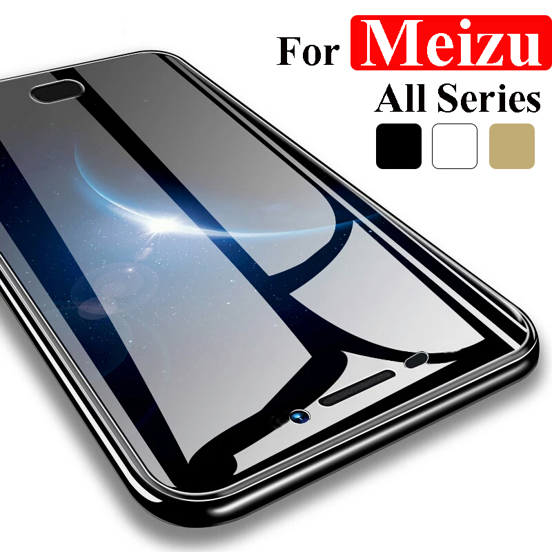 Glass on For Meizu M5s M6s M5c On Maisie M3 M5 M6 Note Mini M 3 5 6 3m 5m 6m Tempered Glas Protection for meizu m6s Cover Film(China)