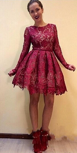Long sleeve cocktail dresses for juniors