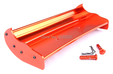 Rovan Baja 5B CNC alloy metal wing for 1/5 rc car parts, free shipping