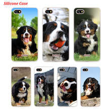 Silicone Phone Case Fashion Bernese Mountain Dog for Xiaomi Redmi S2 Note 4 4X 5 5Pro 5A Plus 6 6A 7 Pro Cover
