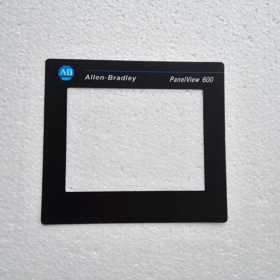 PanelView 600 2711 T6C10L1 2711 T6C15L1 Membrane film for SIMATIC Panel repair do it yourself New