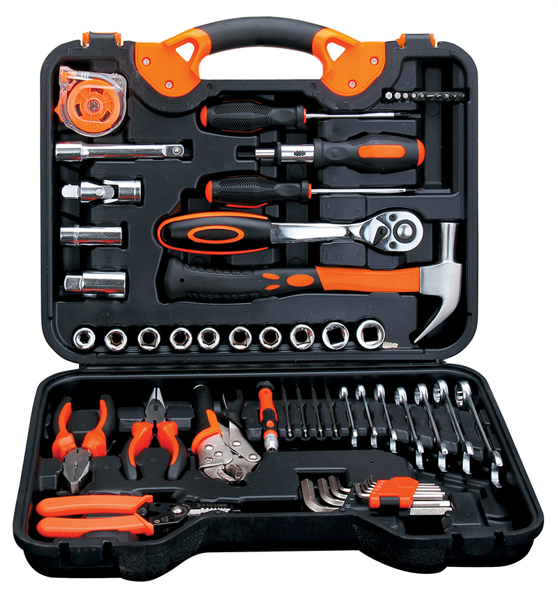 55pcs Automobile Motorcycle Car Repair hand tool set Precision Ratchet Wrench Set Sleeve Universal Hardware Tool Kit For Car new 30 piece precision mechanic electronics enthusiast tool set gift tool hand tool set