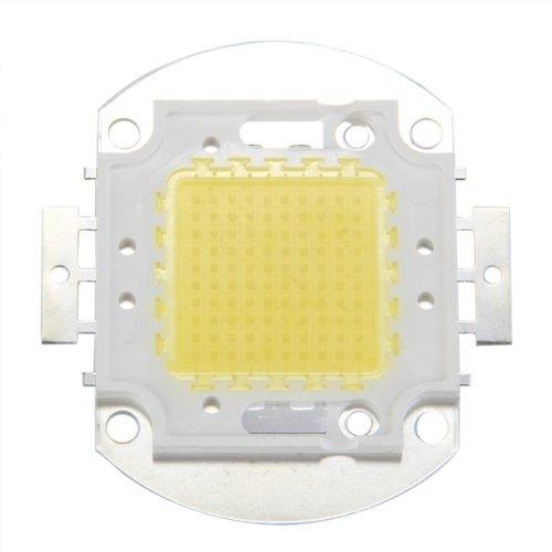 LED Chip 100W 7500LM White Light Bulb Lamp Spotlight High Power Integrated DIY