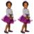 Muchacha de la ropa de primavera 2016 ropa de la historieta para las niñas 2016 primavera raya de la camiseta + camisa de encaje boutique de la muchacha sistemas de la ropa