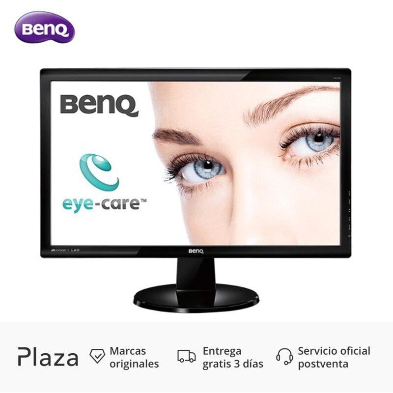 Eye-Soins BenQ 21.5 pouce LED Écran D'ordinateur 1920x1080 Écran Intelligent Luminosité Moniteur De Bureau 16: 9 affichage GL2250