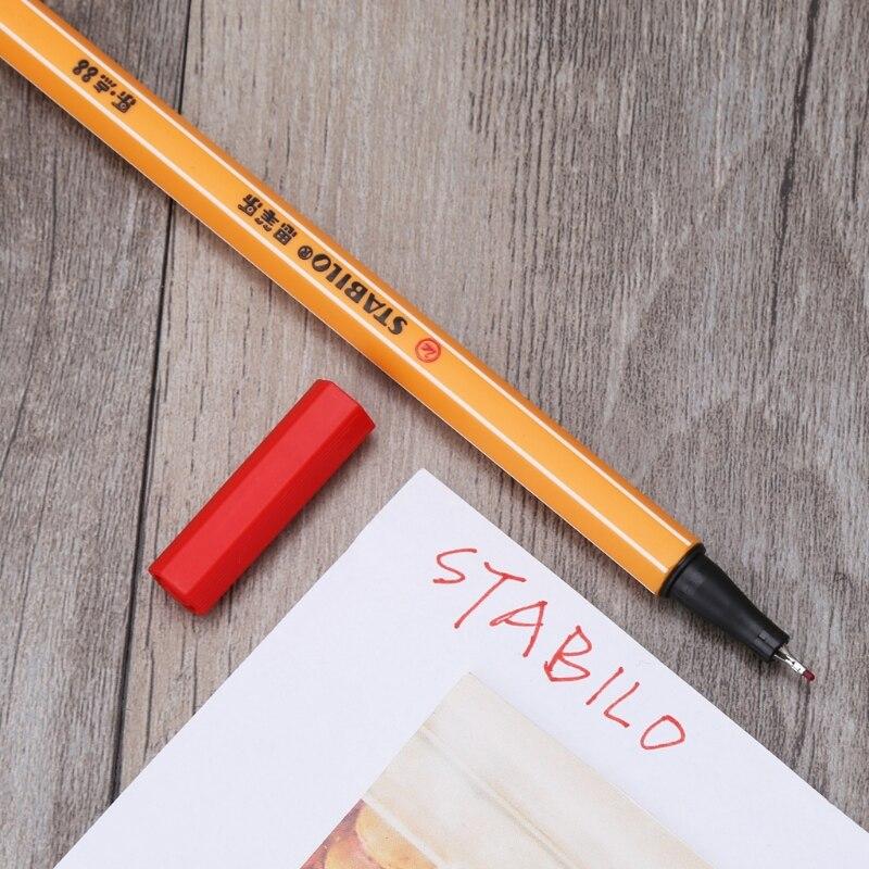 caneta artigos de papelaria escritório escola suprimentos