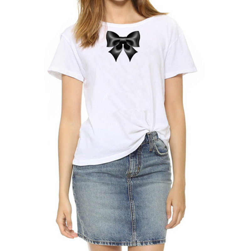 Nothing Letter Rose Print Female T Shirt 30