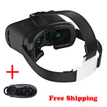 free ship video game glasses vr oculos virtual lunette 3d anaglyph oculos vr virtual glasses 3d virtual video glasses TVR02#