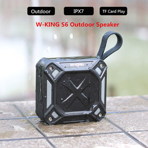W-King S6 Portable Bluetooth S