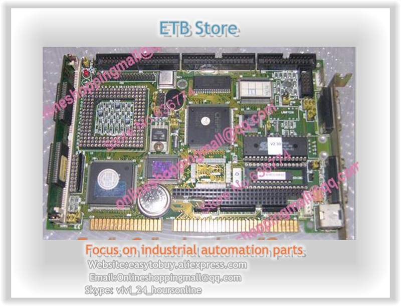 Industrial motherboard REV:C2 pca-6145b IPC Card 486 half-length 100% Tested working motherboard for laptops industrial motherboard for ipc well tested working