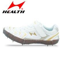 Спортивная обувь для мужчин, профессиональная обувь с шипами, светильник для ногтей, амортизирующая обувь для бега для мужчин и женщин, спортивная обувь, кроссовки