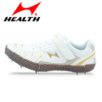 Health running shoes for men spike professional spikes nail light shock absorption runing shoes men women sport shoes sneakers