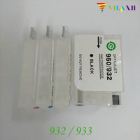For HP 932 Refillable Ink Cartridge For Hp 932 933 For HP 7110 7610 7612 6600