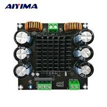 Aiyima TDA8954TH ses amplifikatörü Kurulu 420 W Yüksek Güç Mono Dijital Amplifikatör AMP DIY Ses Sistemi Için Hoparlör Ev Sineması