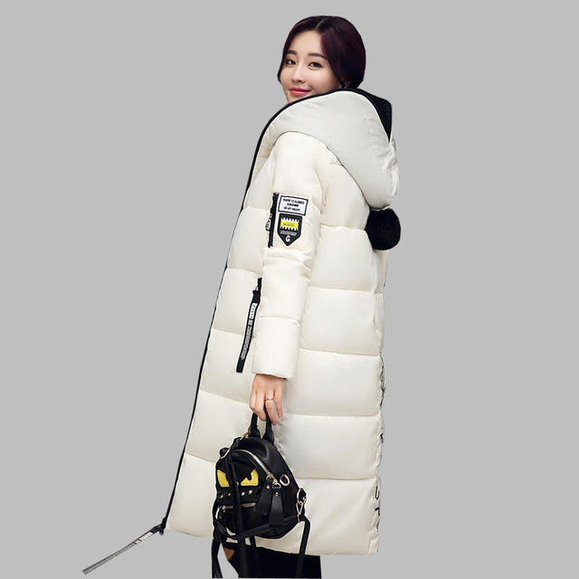 Winter Jacket Women 2016 Fashion Cotton-padded Hooded jacket Wadded Female Parkas Ladies Jackets And Coats Plus Size kp1333