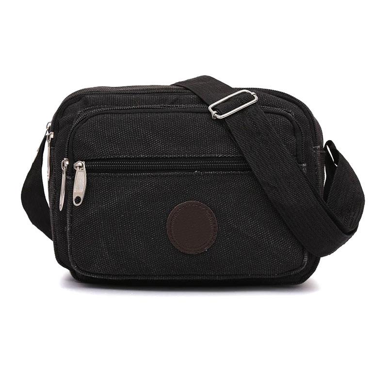 2017 Fashion Korean nylon canvas women messenger bag Female casual Polka Dot canvas shoulder diagonal small bag WML99 casual canvas satchel men sling bag