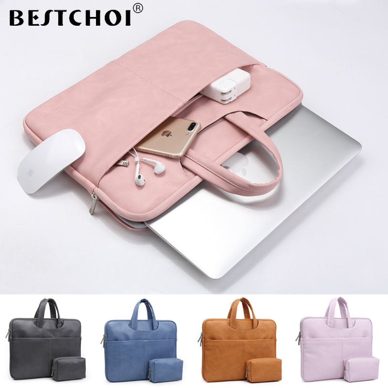 New Laptop Bag for macbook air 13 case 11 12 13 14 15 inch Laptop Handbag for macbook pro 13 case Laptop Case Sleeve for Women