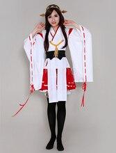 Rosa Kantai Colección Shimakaze Cosplay Vestido A Cuadros Superior