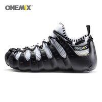 Onemix Rome Shoes Gladiator Set Shoes Men Women Running Shoes Jogging Sneakers Outdoor Walking Shoes Sock