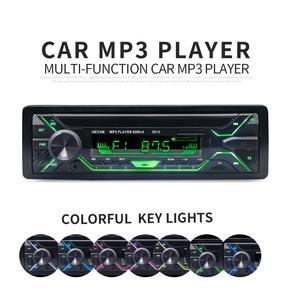 Car Radio Stereo Player Blueto