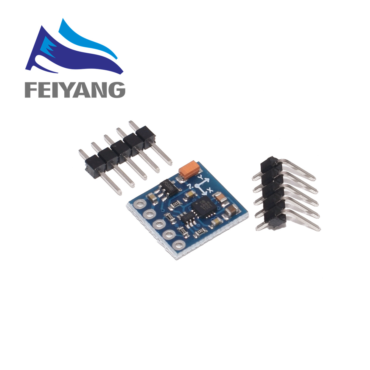 GY-271 HMC5883L module electronic compass compass module three-axis magnetic field sensor In stock High quality