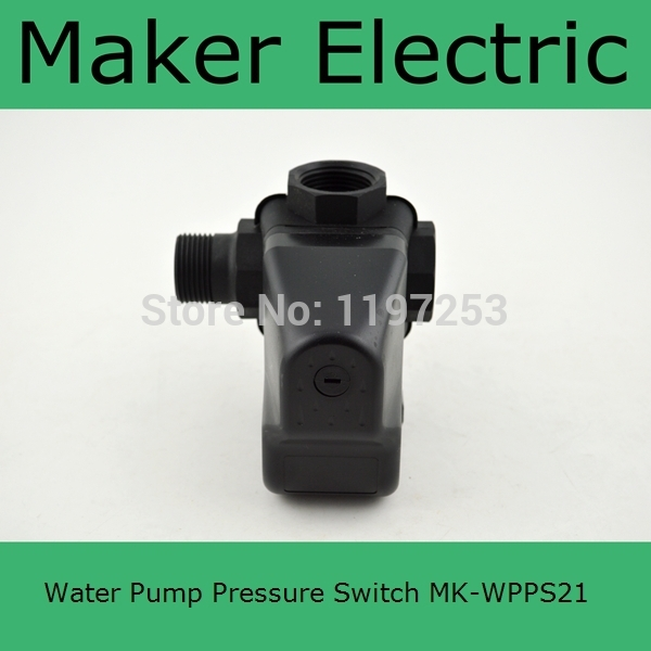 все цены на water pump pressure regulator MK-WPPS21 hot sale Lowest Price Water Well Pump Pressure Switch
