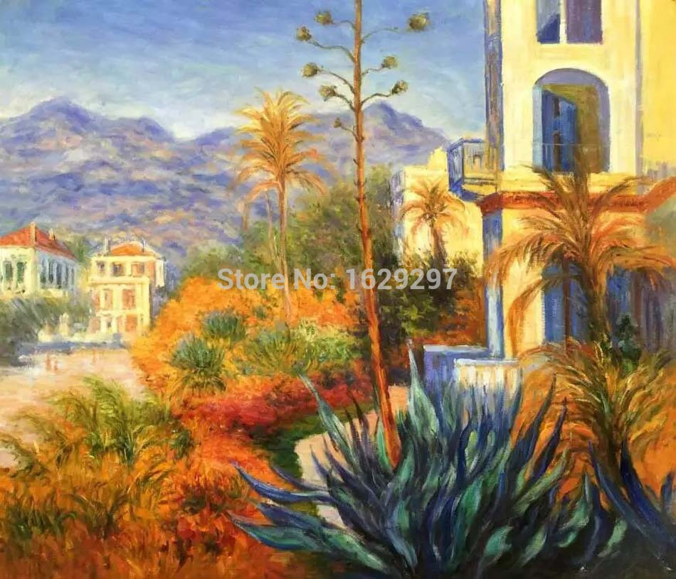 Art Trustful Original Oil Painting Landscape Signed On Canvas