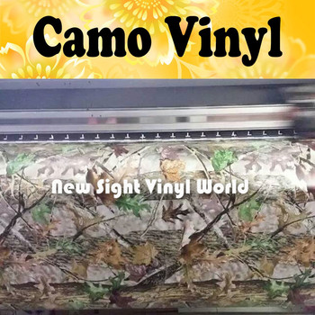 Camo Realtree Mossy Oak Vinyl Film Wrap Camouflage Vinyl Wrap Decal For Truck Jeep Size:1.50*30m/Roll
