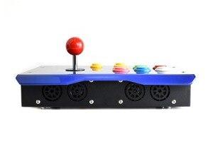Image 4 - Waveshare Arcade C 1P Arcade Console Raspberry Pi 3B + controller Supporta RetroPie KODI HDMI/USB/Ethernet 1080P Risoluzione