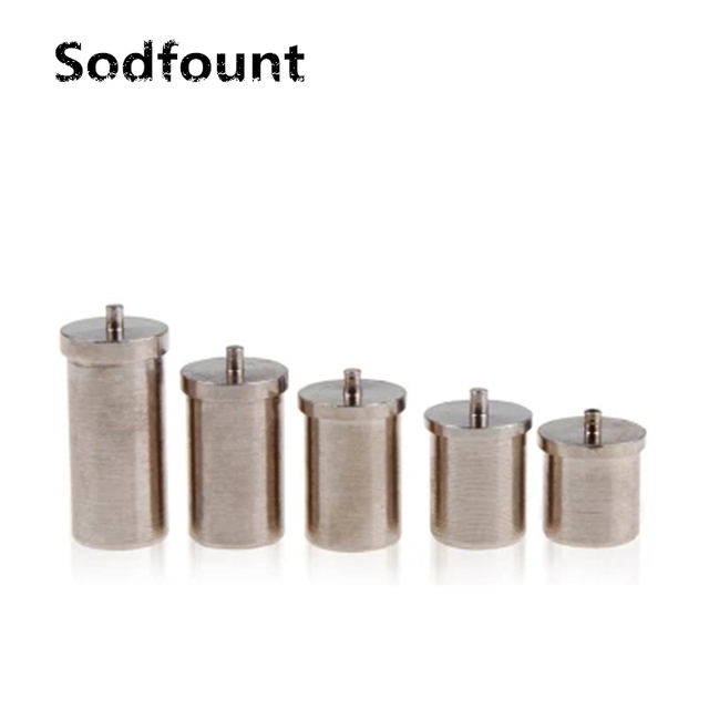 US $2 28 |50PCS/LOT High Quality M3X5/6/7/8mm Copper tin plating PCB board  solder joint copper column Spot weld nut CD Welding Stud -in Bolts from