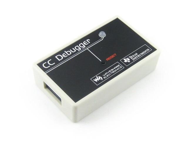 CC Debugger CCxxxx ZIGBEE Беспроводной эмулятор программатор для RF System-on-Chips