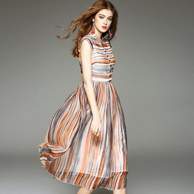 Dashiki vestido festa long dress women OL la Elegant temperament ...
