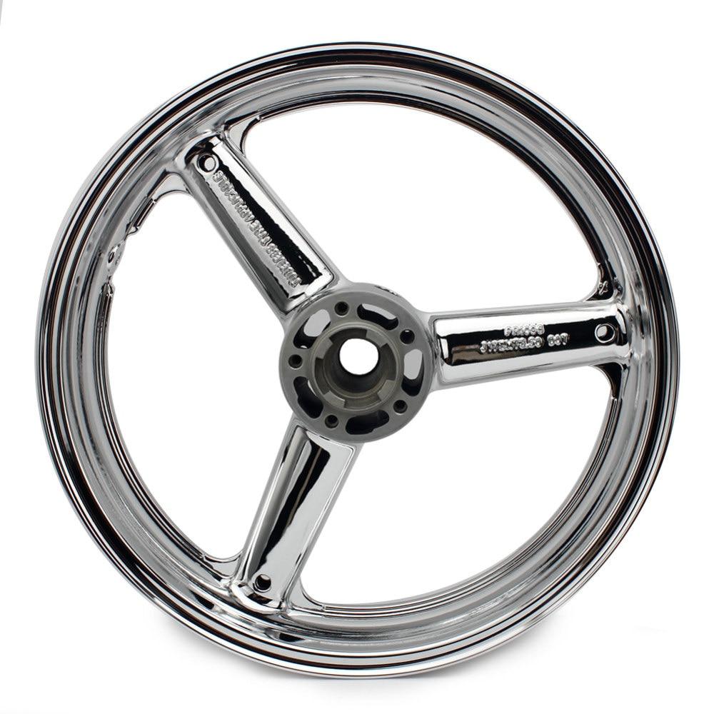 BIKINGBOY 3.5X17 Front Alloy Wheel for Suzuki GSXR 750 92 93 94 95 GSX750 RF 900 1994 1998 GSX R 1100 GSF 1200 Bandit 1997 2005