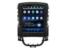 OTOJETA Android 8.1.0 вертикальный Автомобильный мультимедийный Тесла gps навигации радио плеер для Opel Astra J CD300 CD400 Vauxhall Холден